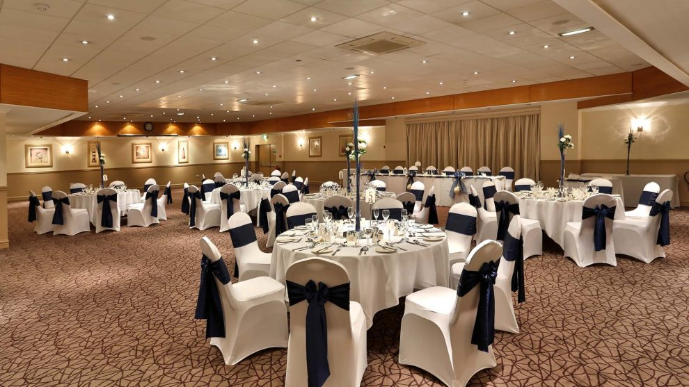Wedding venues in Manchester and Cheshire Best Western Manchester Altrincham Cresta Court Hotel