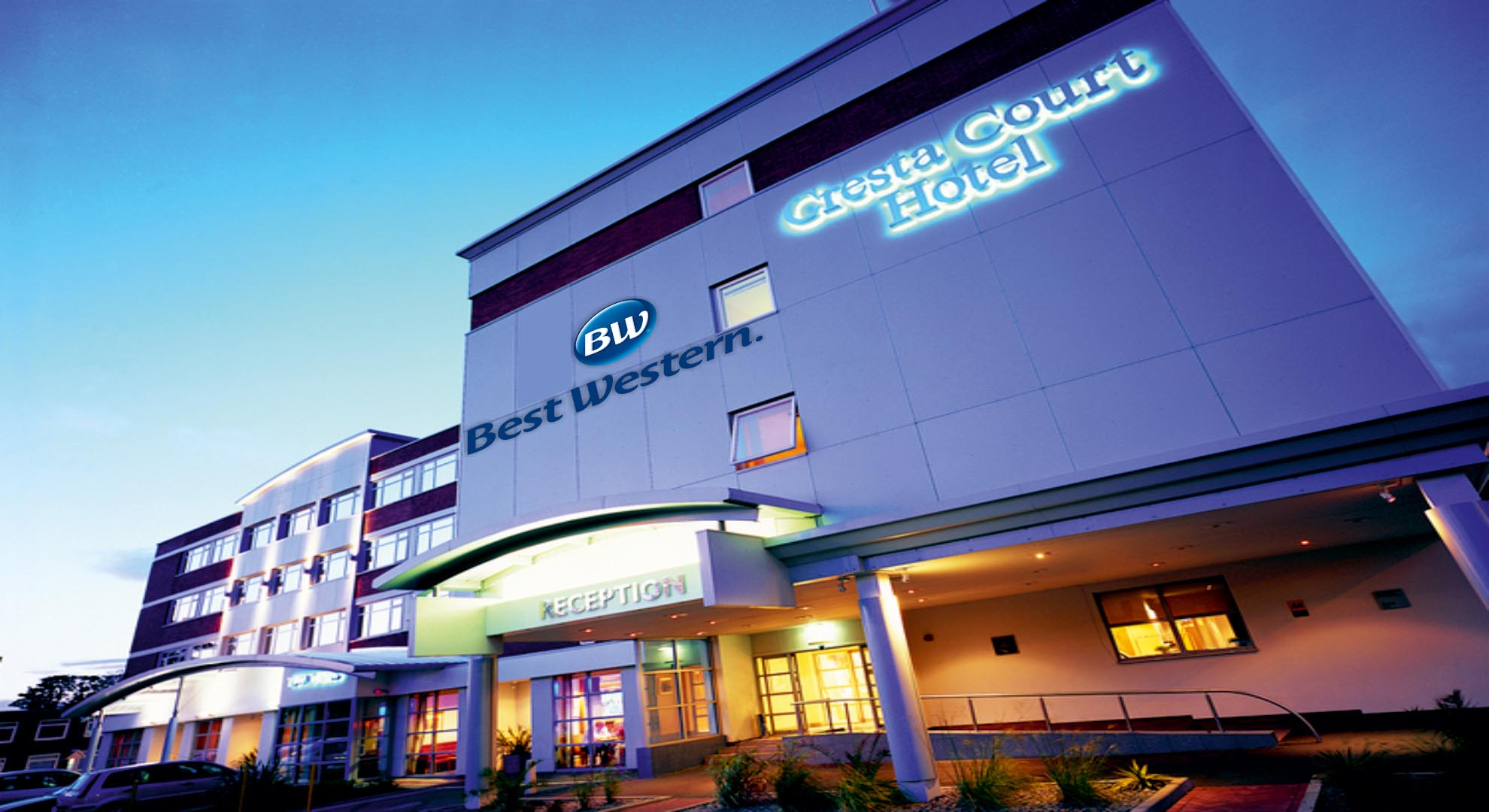 The Twilight Wedding Package - Best Western Manchester Altrincham Cresta Court Hotel Exterior image