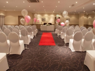Civil ceremony 1 Wedding venues in Manchester and Cheshire Best Western Manchester Altrincham Cresta Court Hotel