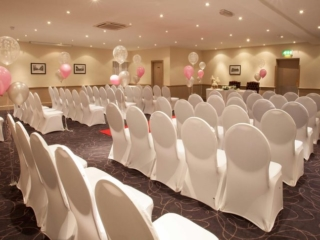 Civil ceremony 2 Wedding venues in Manchester and Cheshire Best Western Manchester Altrincham Cresta Court Hotel