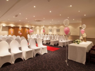 Civil ceremony 3 Wedding venues in Manchester and Cheshire Best Western Manchester Altrincham Cresta Court Hotel