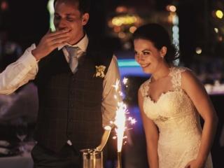 Twilight Evening Wedding venues in Manchester and Cheshire Best Western Manchester Altrincham Cresta Court Hotel