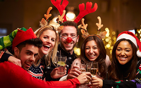 Best Western Cresta Court Hotel Christmas Party venues in Manchester
