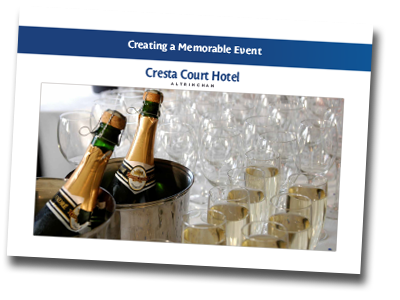 Cresta Court Hotel Events Brochure-1