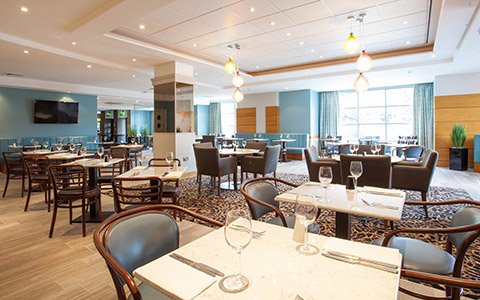 Best Western Cresta Court Hotel Restaurants in Manchester