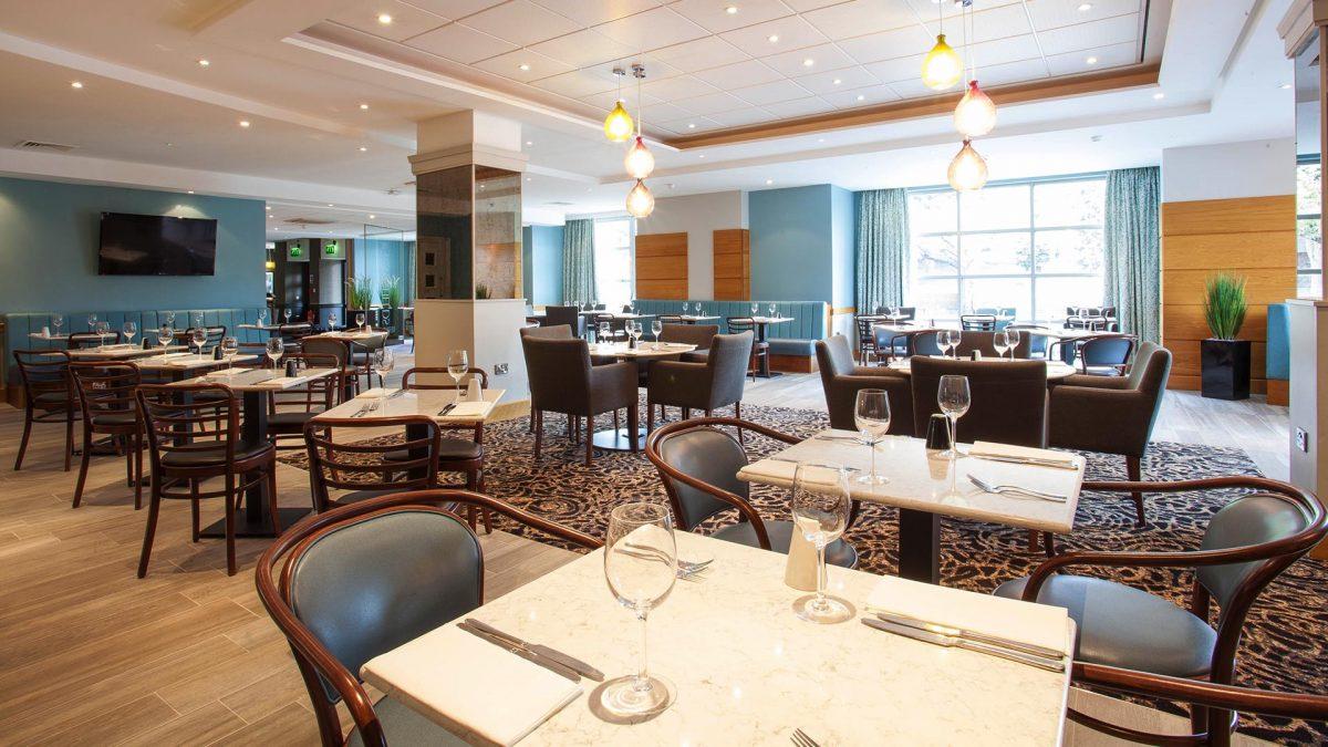 Restaurants in Manchester Best Western Manchester Cresta Court Hotel Townfields Restaurant