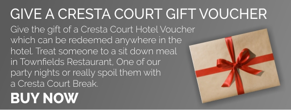 Gift Voucher for the best hotels in Manchester Cresta Court Hotel