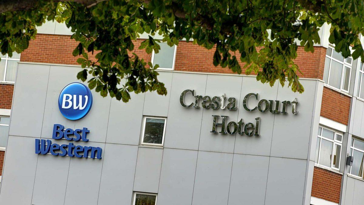 Hotels in Manchester Best Western Manchester Altrincham Crest Court Hotel