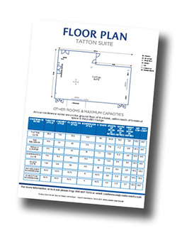 Tatton Suite Floor Plan Best Western Manchester Cresta Court Hotel
