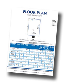 The Belgrave Floor Plan Best Western Manchester Cresta Court Hotel