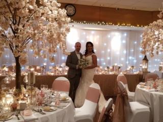 Wedding venues in Manchester Cresta Court Hotel Altrincahm