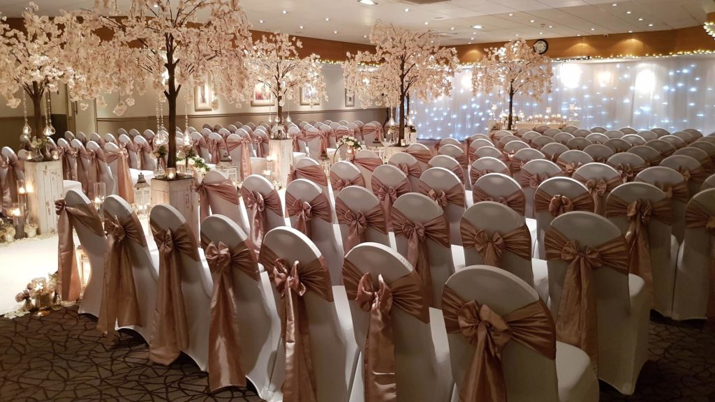 Wedding venues in Manchester Cresta Court Hotel Altrincahm