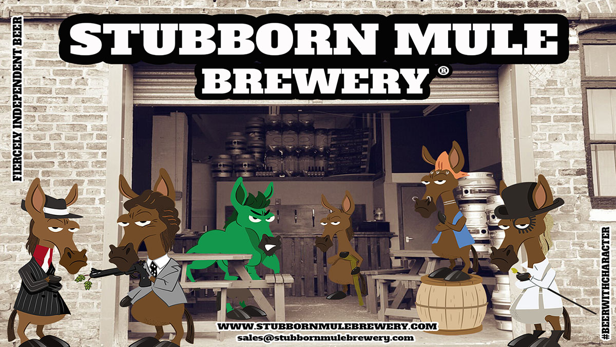 Stubborn Mule Brewery offers 2019