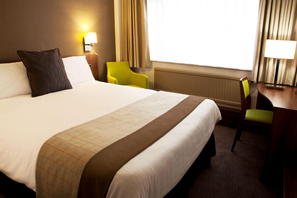 Cresta Court Hotel Altrincham Standard Double
